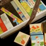 寺田順三のチョコ包み紙